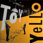 Yello Toy signed